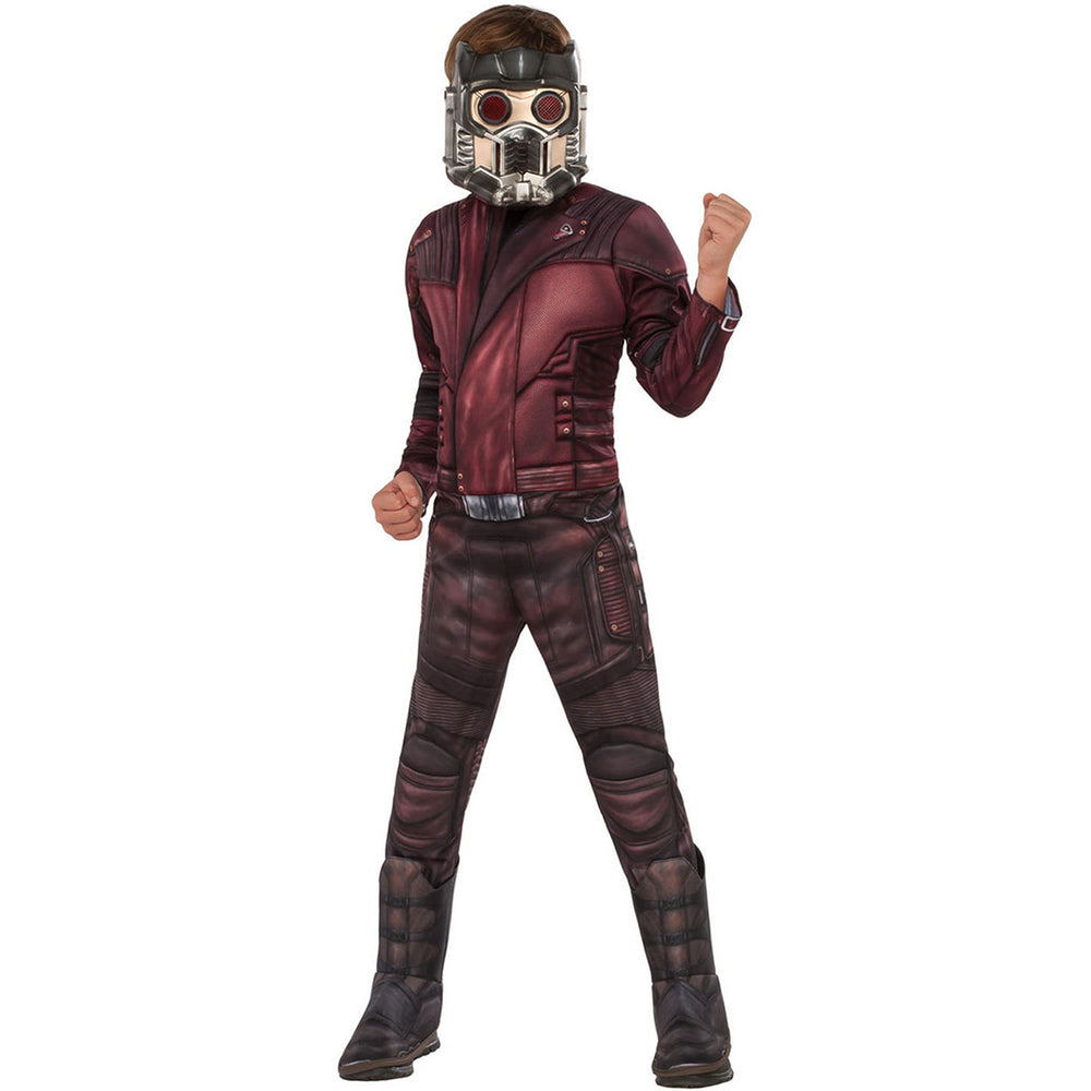 Kids Official Deluxe Star-Lord Costume