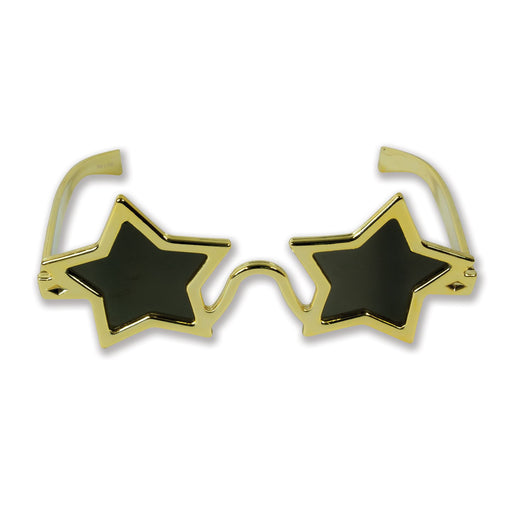 Star Sunglasses (Gold)