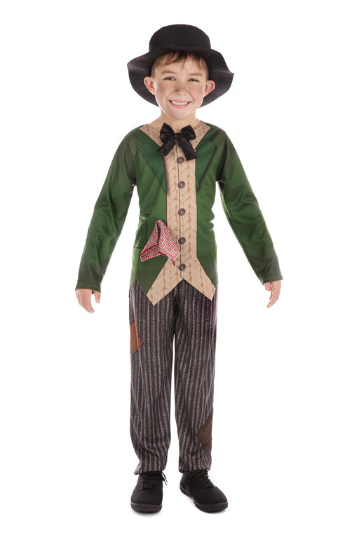 Kids Dickensian Boy Costume