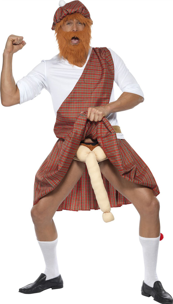 Well Hung Highlander Costume