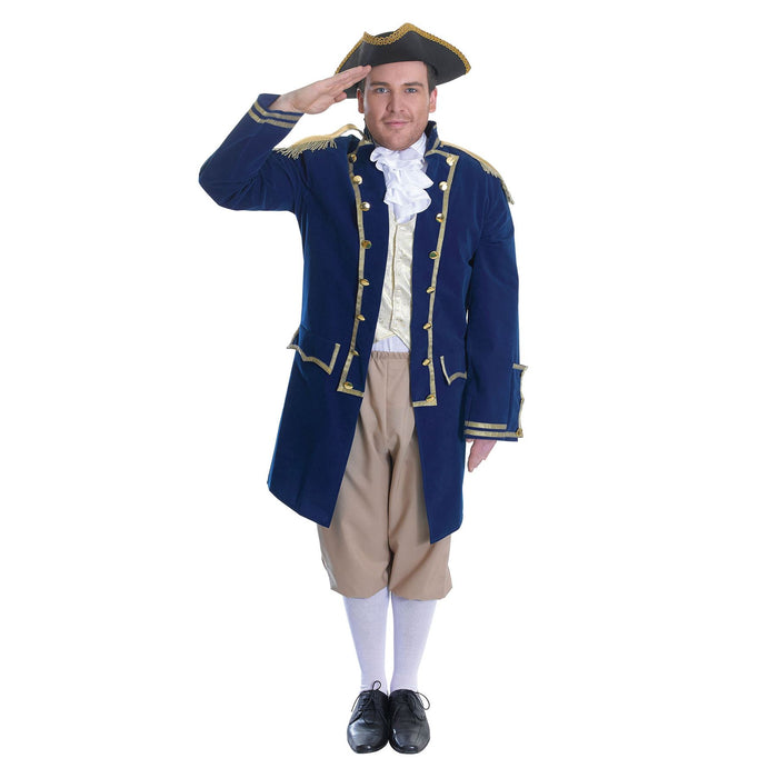 Admiral of the Fleet Costume