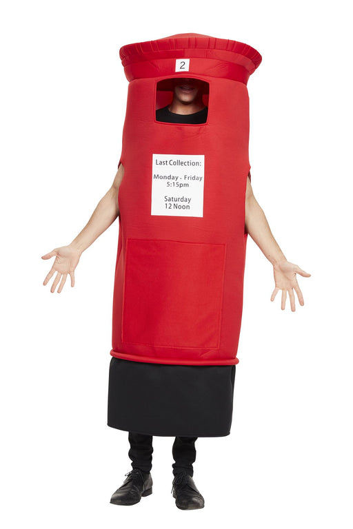 Post Box Costume