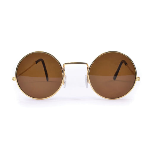 60's Glasses (Brown)