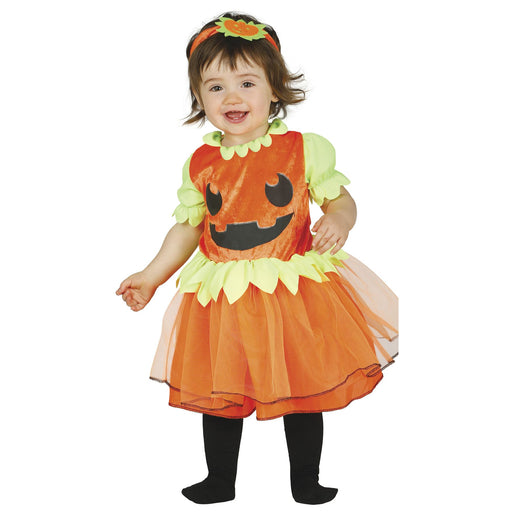 Kids Baby Pumpkin Costume