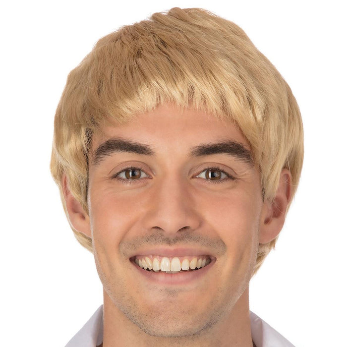 60's Male Wig (Blonde)