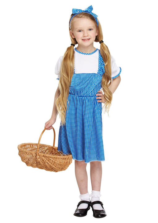 Kids Country Girl Costume