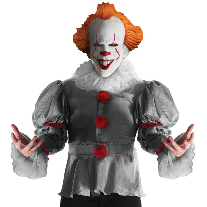 Official Deluxe 2017 Pennywise Costume
