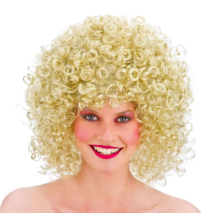 80's Disco Perm (Blonde)