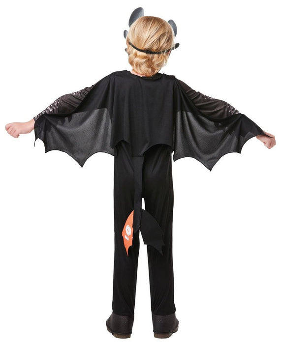 Kids Official Toothless Costume
