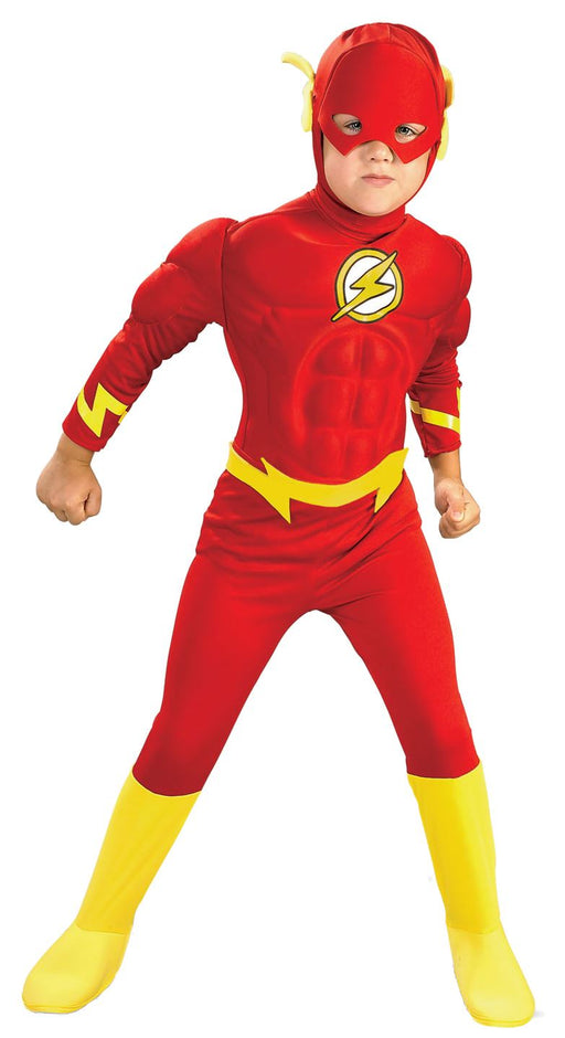 Kids Official Deluxe The Flash Costume