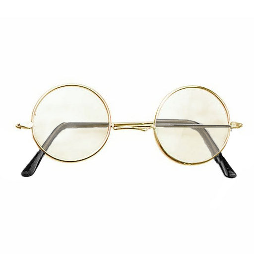 60's Glasses (Clear)