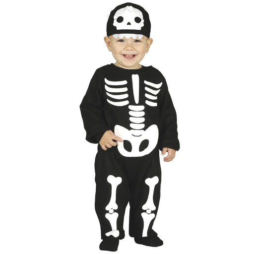 Kids Baby Cute Skeleton Costume