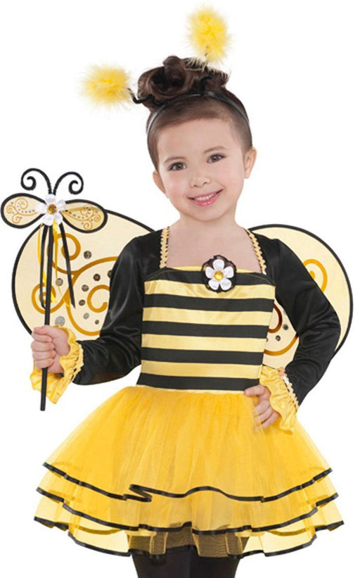 Kids Ballerina Bee Costume