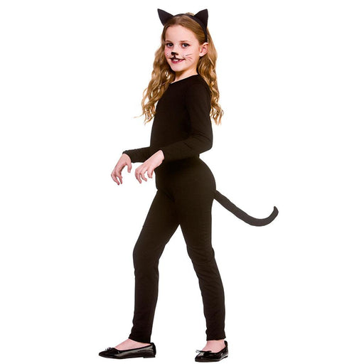 Kids Black Cat Costume