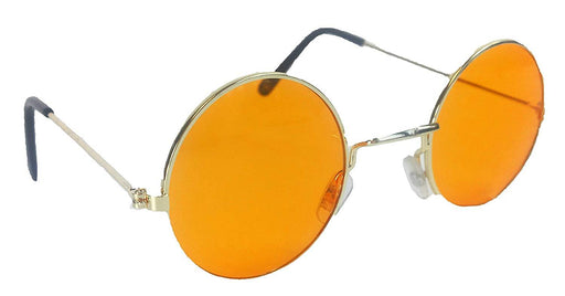 60's Glasses (Orange)