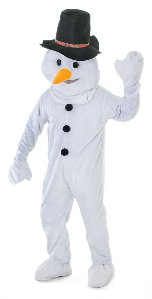Big Head Snowman Costume