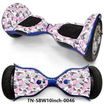 10 inch hoverboard skateboard Skin Sticker electric wheel scooter or gyroscooter cover sticker balance board PVC sticker - BuyShipSave