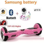 6.5 inch electric scooter Self balancing scooter 2 wheel electric standing scooter skateboard hoverboard bluetooth oxboard - BuyShipSave