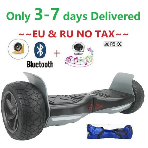 Hoverboard Hummer Samsung battery Electric self balancing scooter 2 wheel skateboard giroskuter Smart balance wheel scooter - BuyShipSave