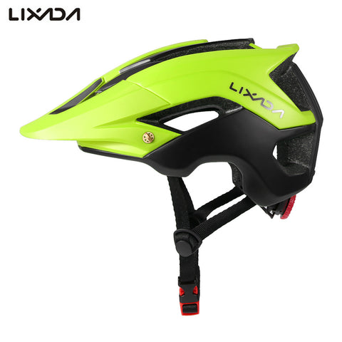 Lixada Unisex  Bicycle Helmet MTB Bike  Road Helmet Capacete EPS 13 Vents  Integrally-molded Cycling Helmet for casco bicicleta - BuyShipSave