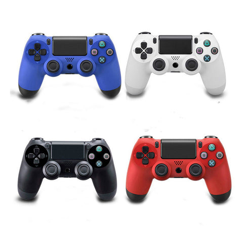 Neutral Six-axis 2nd generation ps4 controller wireless Bluetooth game controller ps4 Bluetooth 4.0 new with lights