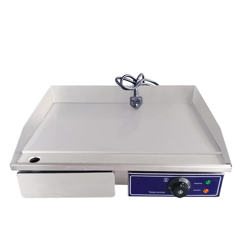 Restaurant Kitchen Equipment All Flat Tabletop Electric griddle electrical Barbecue electric BBQ grill electric teppanyaki grill