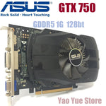 Asus GTX-750-FML-1GB GTX750 GTX 750 1G D5 DDR5 128 Bit PC Desktop Graphics Cards PCI Express 3.0  computer  Graphics Cards - BuyShipSave
