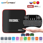 SATXTREM MECOOL M8S PRO W Android 7.1 TV Box Amlogic S905W Quad Core 2GB RAM DDR3 16GB Smart TV Box WiFi 4K H.265 Set Top Box - BuyShipSave