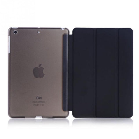 2018 Luxury Ultra Slim Magnetic Smart Flip Stand PU Leather Cover Case For Apple iPad Mini 1 2 3 Retina intellectual dormancy ca - BuyShipSave