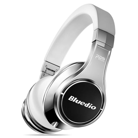 Bluedio U(UFO)2 High-End Bluetooth Headphone Patented 8 Drivers HiFi Wireless Headsets With Microphone for phone voice control - BuyShipSave