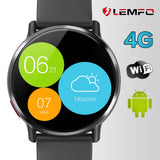 LEMFO LEM X Android 7.1 4G 2.03 Inch 900Mah 8MP Camera Waterproof Luxury Smart Watch Sport GPS Watch Smartwatch For Men - BuyShipSave