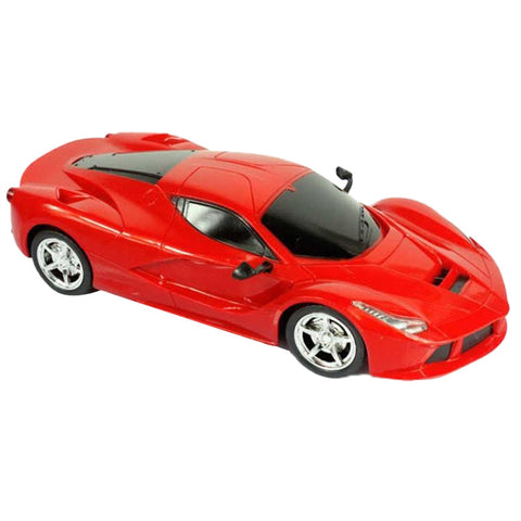 1:16 RC Drift Racing Car High Speed Rechargable Electric Vehicle Toy Car for Kids Children (Red) - BuyShipSave