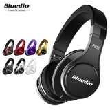 Bluedio U(UFO)High-End Bluetooth headphone Patented 8 Drivers/3D Sound/Aluminum alloy/HiFi Over-Ear wireless headphone - BuyShipSave
