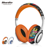 Bluedio A2 Bluetooth Headphones/Headset Fashionable Wireless Headphones for phones and music - BuyShipSave