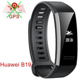 "Original Huawei Honor Band 4 Smart Bracelet Wristband Amoled Color 0.95"" Touch Screen Heart Rate Sleep Snap Monitor Huawei B29 - BuyShipSave"