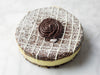 Nutella Linzer Tart Cheesecake