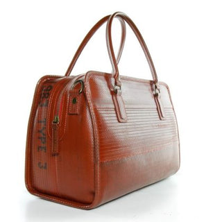 Elvis & Kresse Large Post Bag - Red