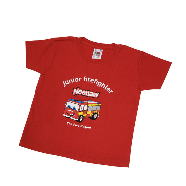 Neenaw T-Shirt Red