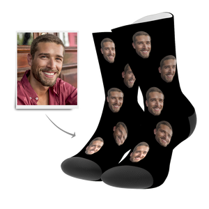 Custom Face Socks - GesichtSocken