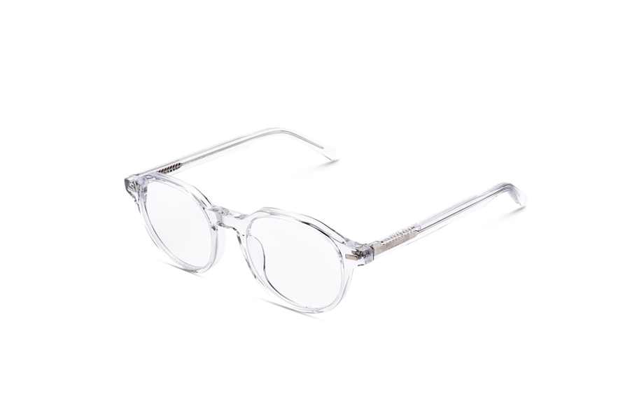 Apollo NEW (Crystal Clear)Glasses