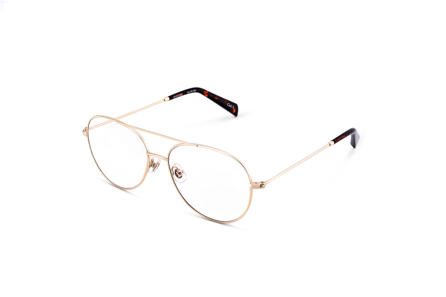 Hercules (Gold)Glasses