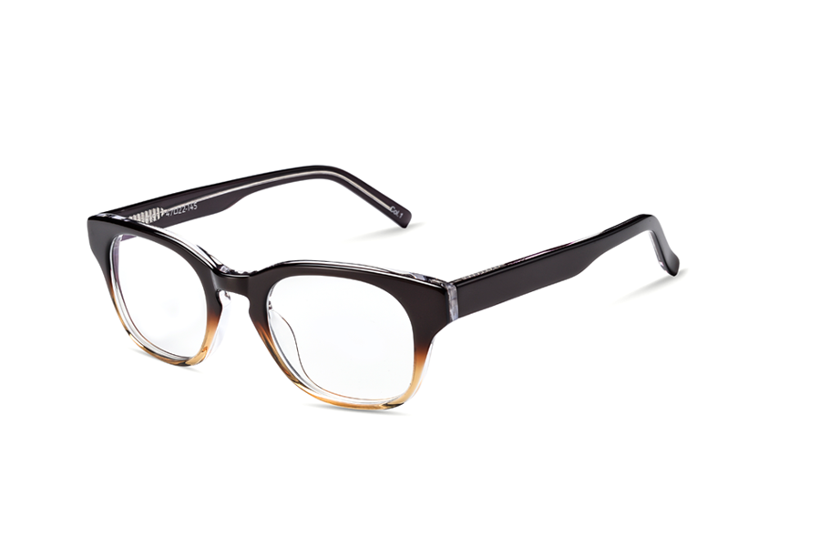 Iris (Brown Fade Light Brown )Glasses