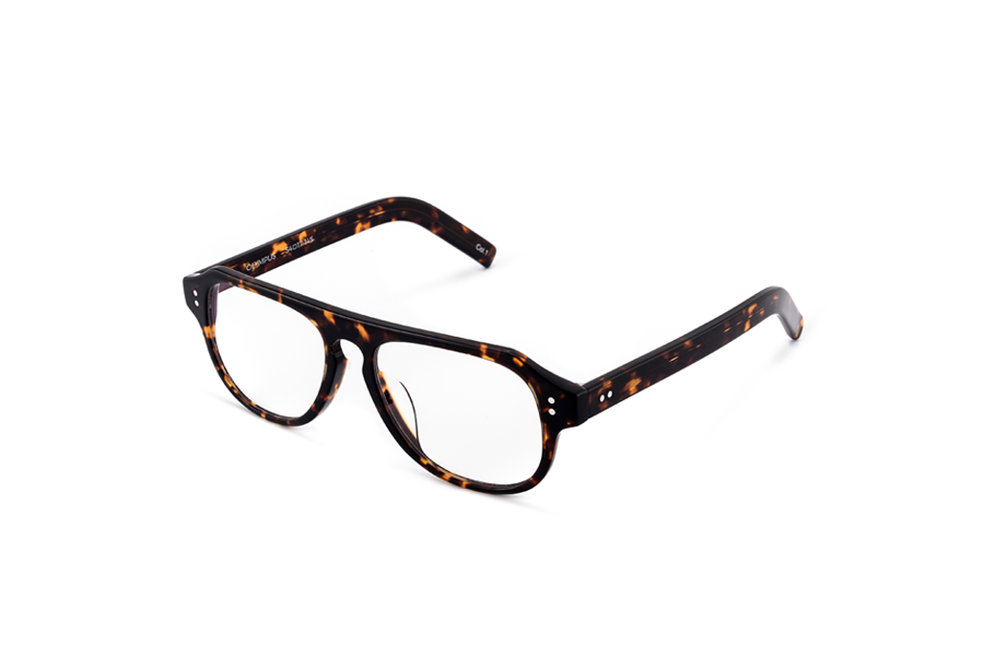 Olympus (Tory Brown)Glasses