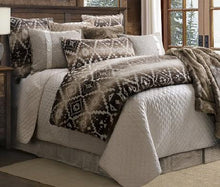 Load image into Gallery viewer, Chalet Aztec Duvet