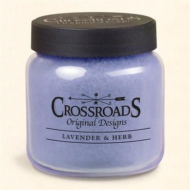 Lavender & Herb Candle