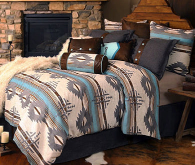 Wild Prairie Bedding Set