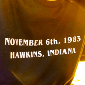CAMISETA HAWKINS | STRANGER THINGS