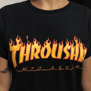 CAMISETA THROUSHA | TROUXA