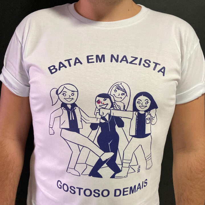 CAMISETA BATA EM NAZISTA | THE BOYS