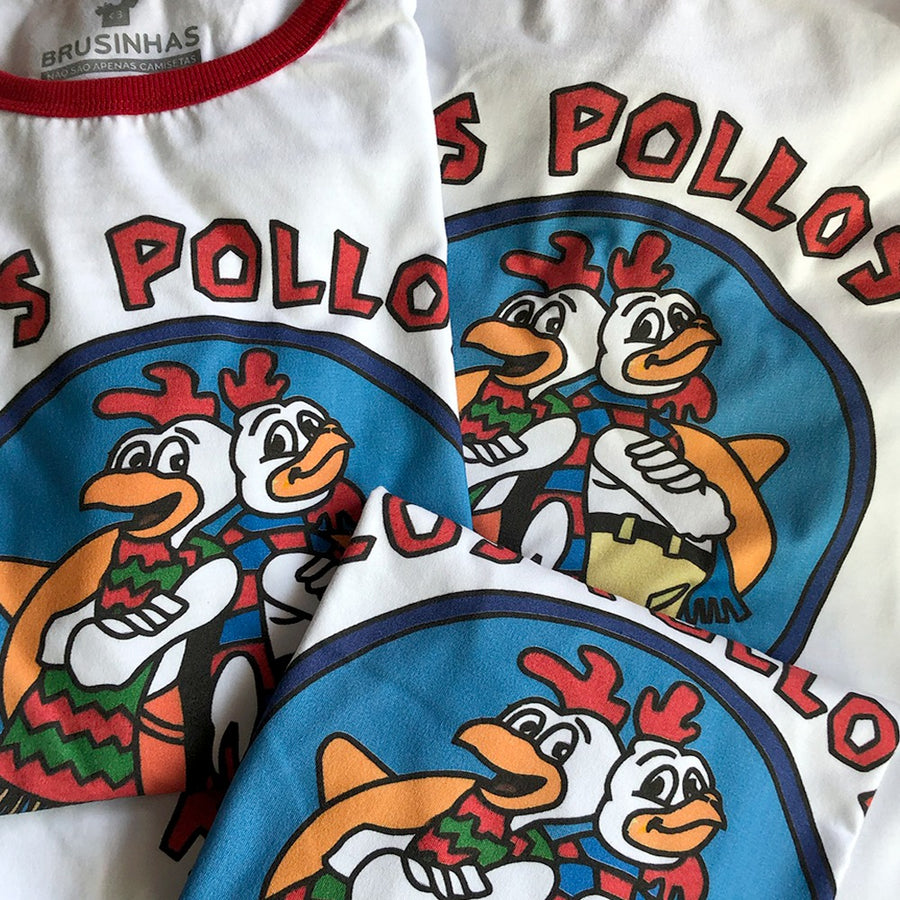 CAMISETA LOS POLLOS HERMANOS | BREAKING BAD